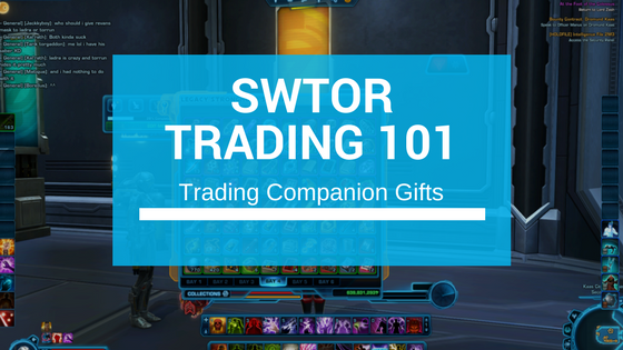 Trading Companion Gifts