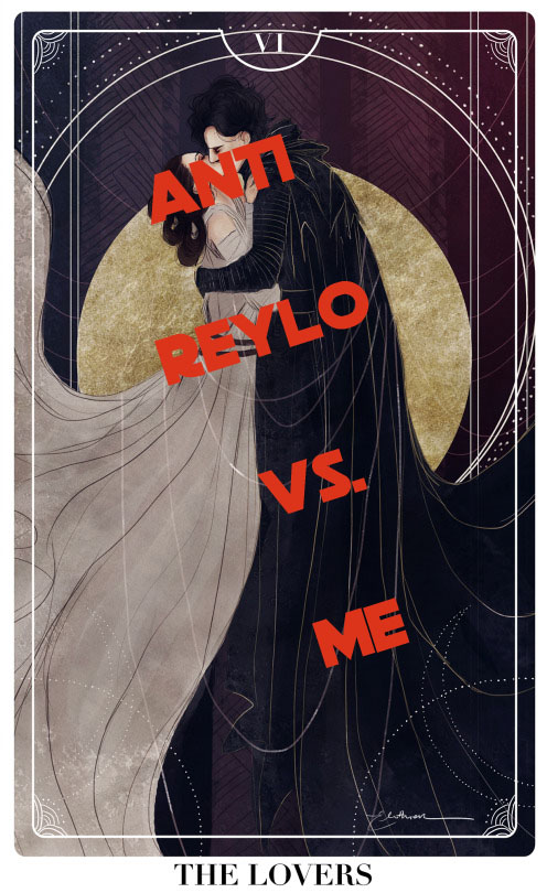 Anti Reylo vs Me