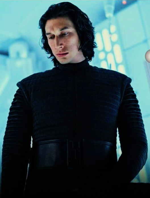 Adam Driver as Ben Solo