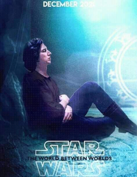 Ben Solo Fake Poster Artist Unknown