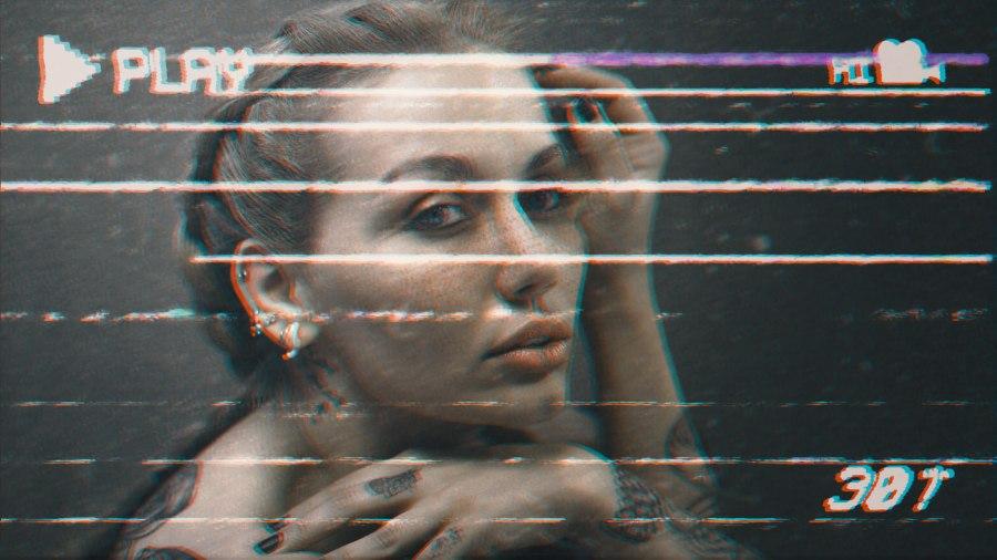 Glitch Image Effect in Photoshop