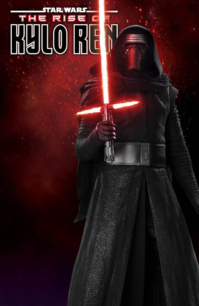 The Rise of Kylo Ren Comic Cover