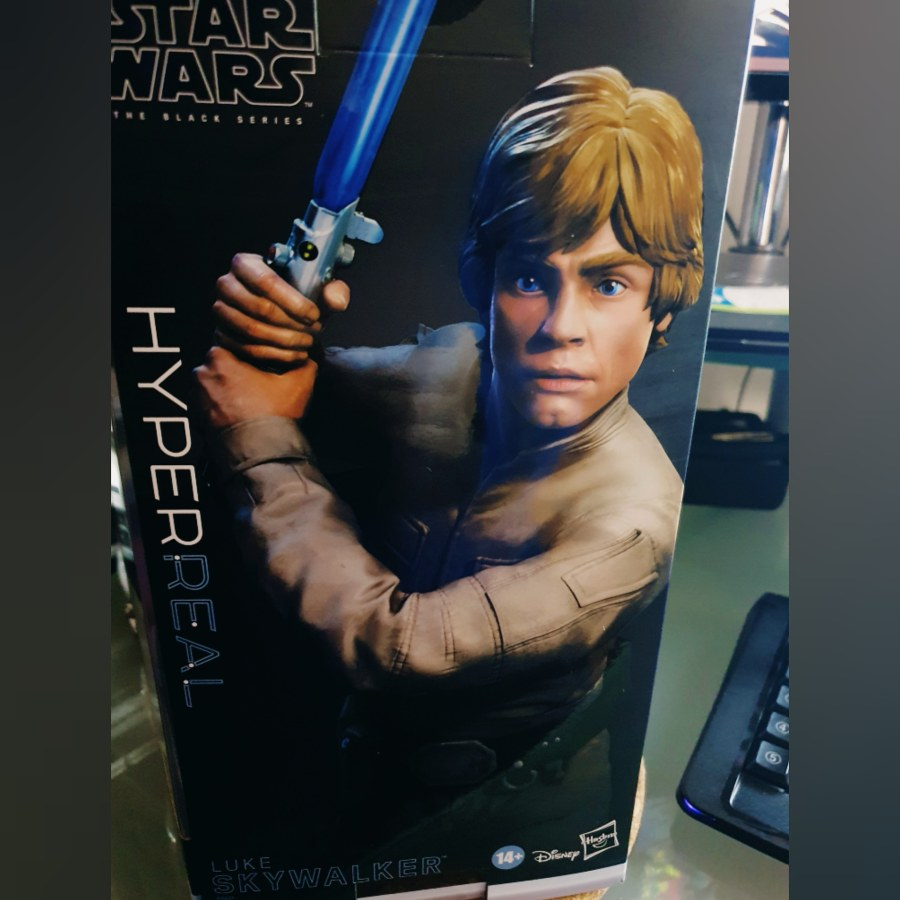 Luke Skywalker Hyper