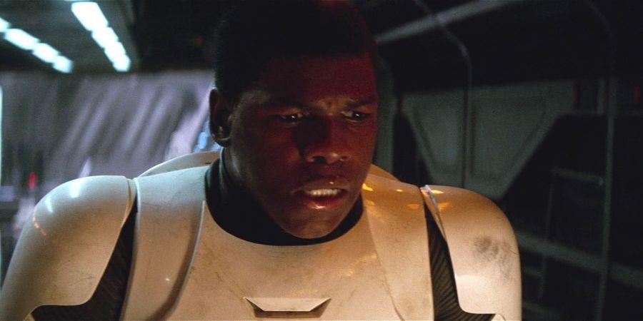 Finn Stormtrooper The Force Awakens