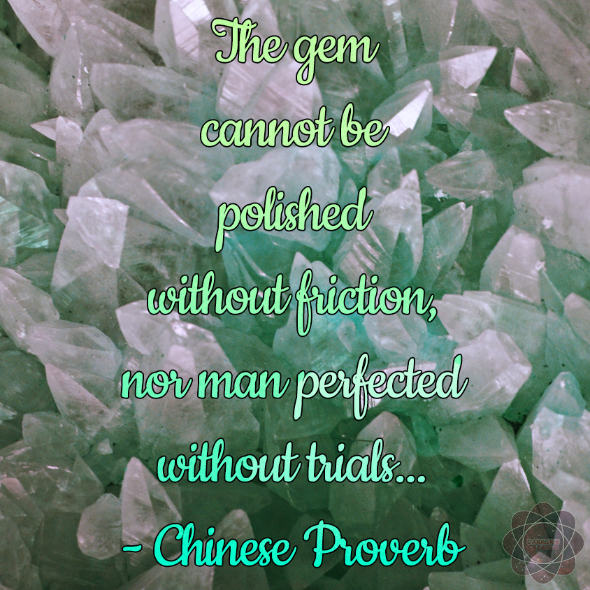 CHINESE PROVERB AFFIRMATIONS 01