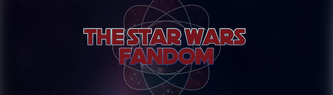 The Star Wars Fandom Banner
