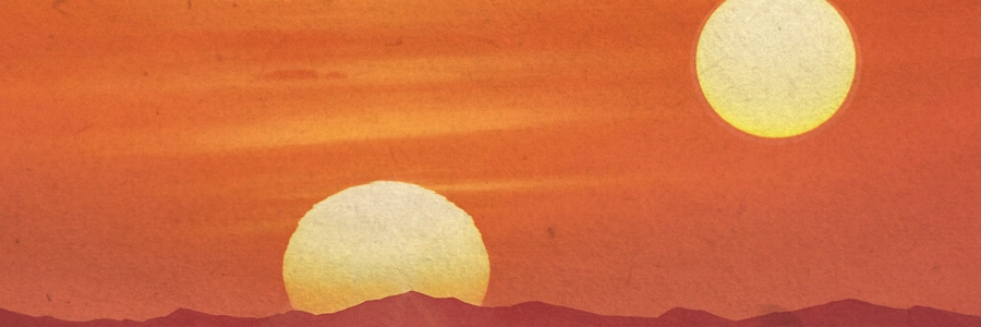 SNIPPET OF TATOOINE POSTER